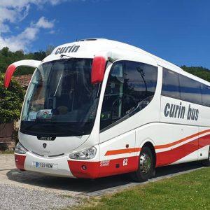 Autobús Traslados de Asturias