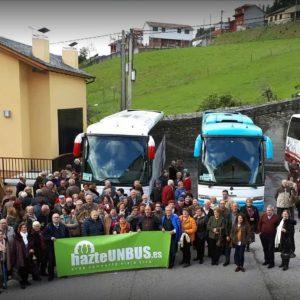 hazteUNBUS.es - Excursiones y viajes desde Asturias.