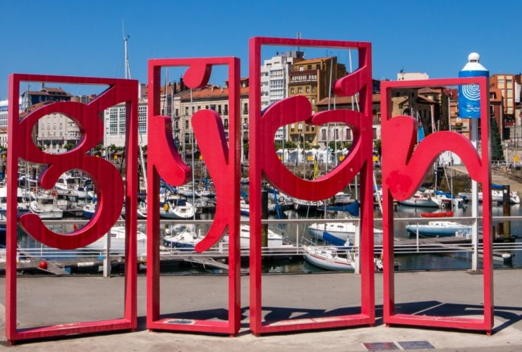 Visita Guiada Gijón - PUNTO DE ENCUENTRO -