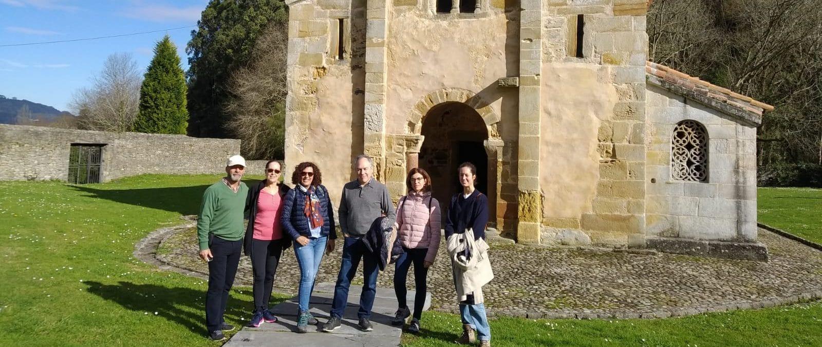 Excursión y visita a Iglesia prerrománica de San Salvador de Valdediós,