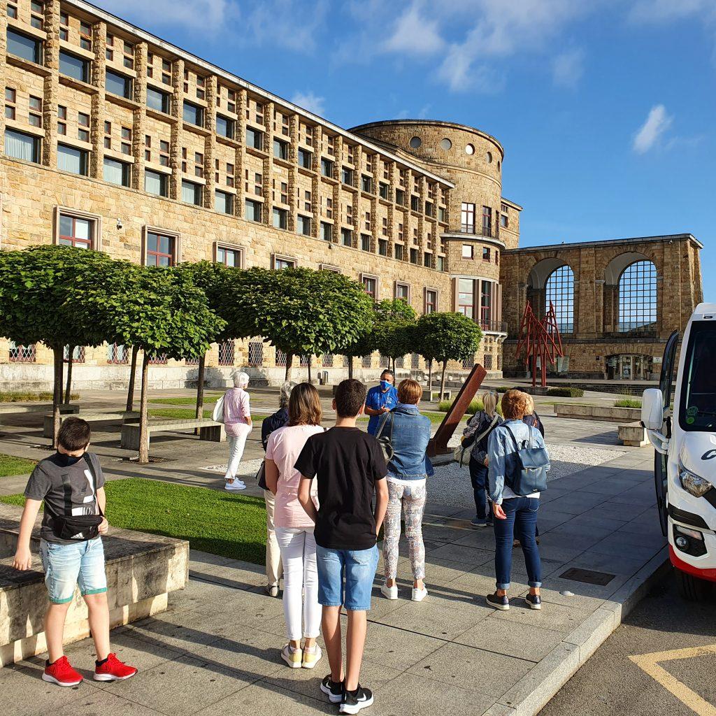Excursión a Gijón Laboral Ciudad de la Cultura