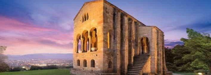 Excursión al Prerrománico Asturiano, Oviedo y Lena